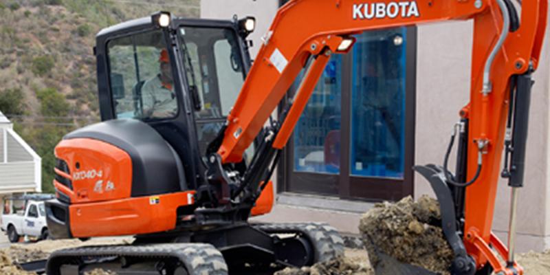 Heavy Equipment Rental: Trailer, Bobcat & Excavators